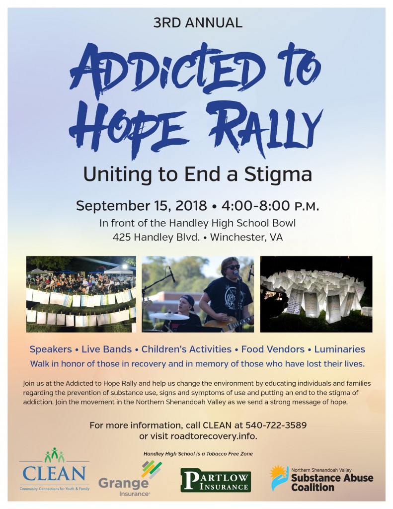 1 Addicted to Hope Rally 18 Flier copy