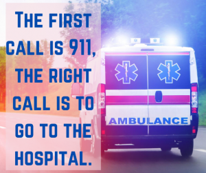 First Call, Right Call
